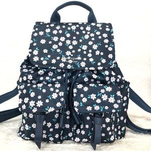 🌸OFFERS?🌸Kate Spade Floral Backpack